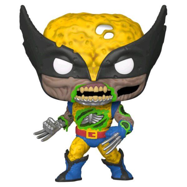 Marvel Zombies - Wolverine Zombie Pop! Vinyl Figure