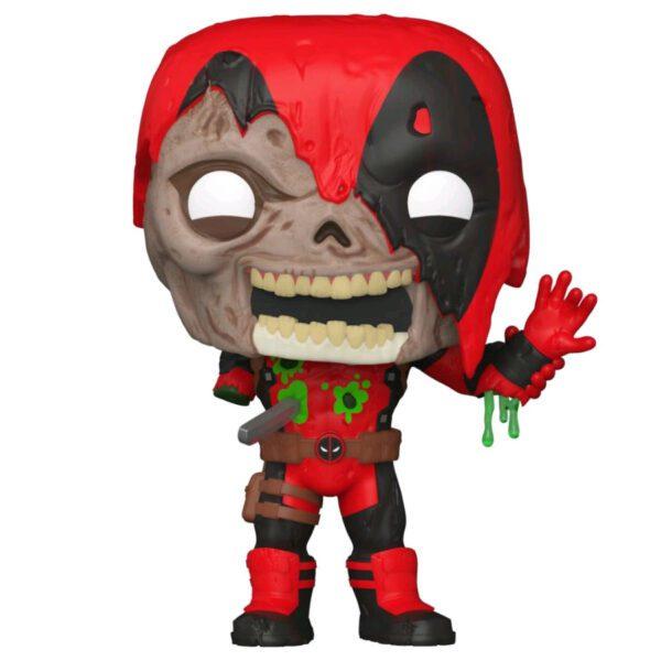 Marvel Zombies - Deadpool Zombie Pop! Vinyl Figure