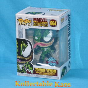 Marvel Zombies – Venom Zombie Pop! Vinyl Figure