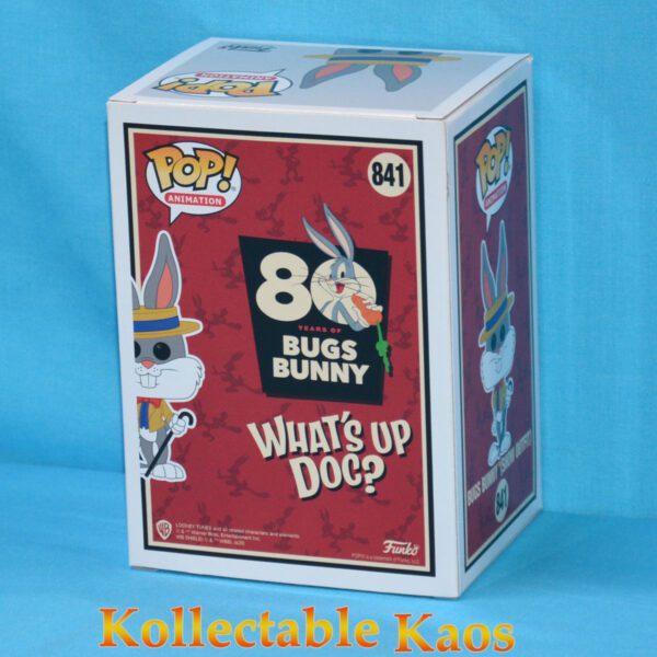 Looney Tunes - Bugs Bunny as Superman 80th Anniversary Pop! Vinyl Figure