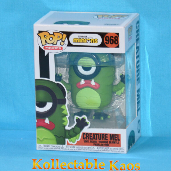 Minions - Mel as the Creature of the Black Lagoon Pop! Vinyl Figure
