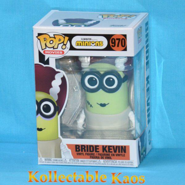 Minions - Bride of Frankenstein Kevin Pop! Vinyl Figure