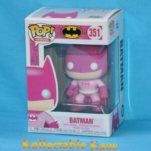Batman - Batman Breast Cancer Awareness Pop! Vinyl Figure