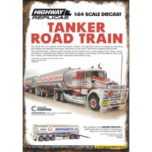 Tanker Road Train