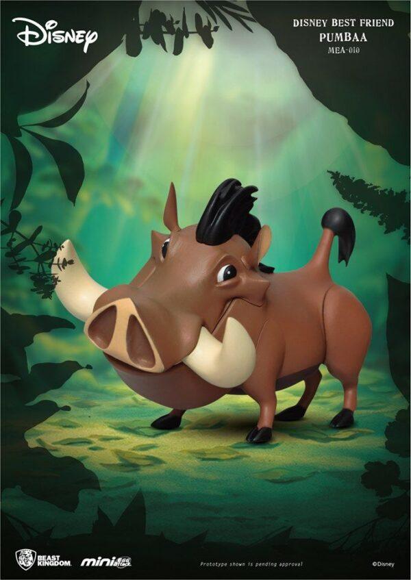 Mini Egg Attack - Disney Best Friend Pumbaa