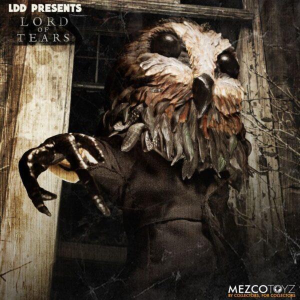 """LDD Presents - Lord of Tears The Owlman 25cm(10"""") Living Dead Doll"""
