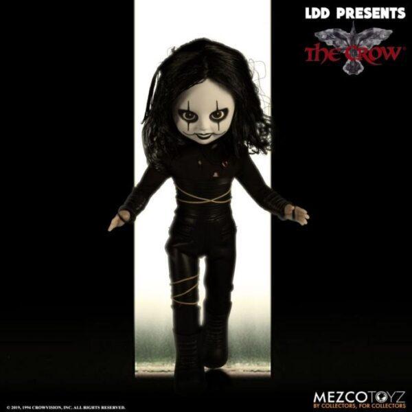 "LDD Presents - The Crow 25cm(10"") Living Dead Doll"