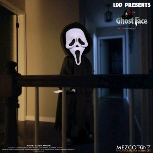 "LDD Presents - Scream Ghostface 25cm(10"") Living Dead Doll"