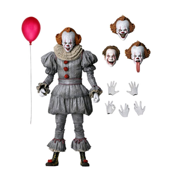 """It: Chapter Two - Pennywise Ultimate 17cm(7"""") Action Figure"""