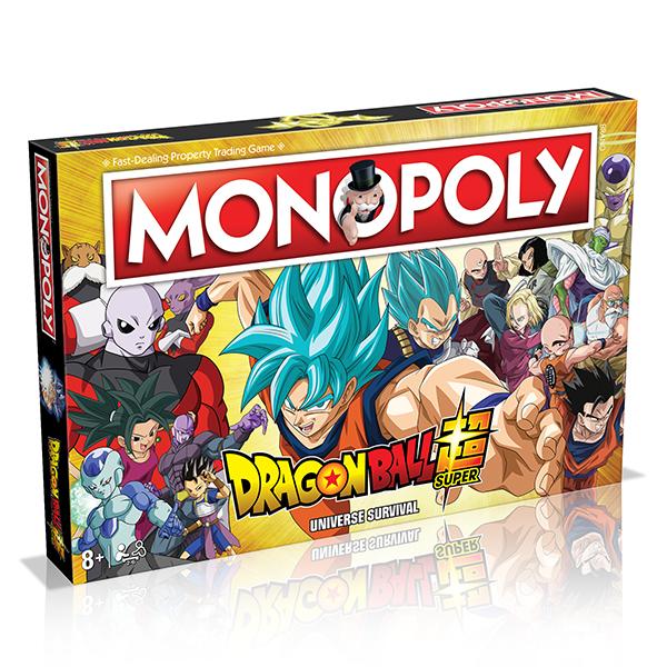 Monopoly - Dragon Ball Super Edition