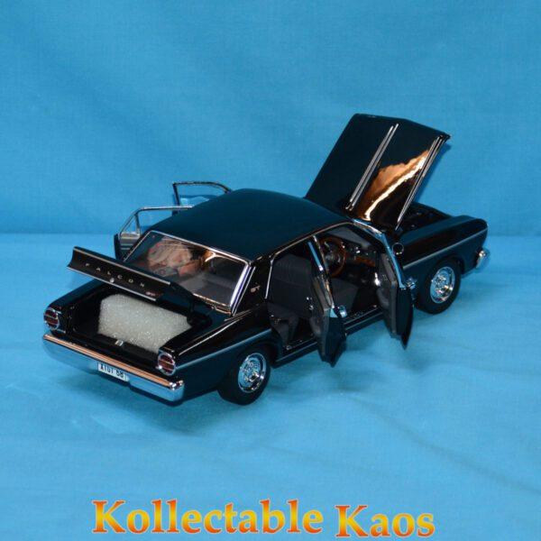 1:18 Classics - Ford XT GT Falcon - Jet Black