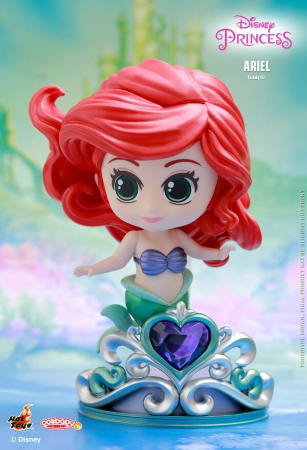 The Little Mermaid (1989) - Ariel Cosbaby (S) Hot Toys Figure
