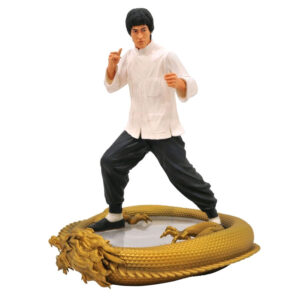 "Bruce Lee - Bruce Lee 80th Birthday Tribute 27cm(11"") Statue"