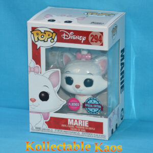 The Aristocats - Marie Flocked Pop! Vinyl Figure