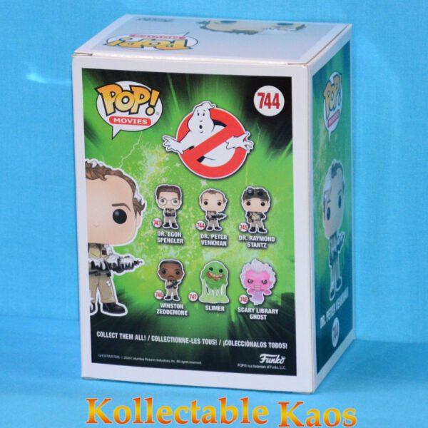 Ghostbusters - Dr. Peter Venkman Marshmallow Covered Pop! Vinyl Figure