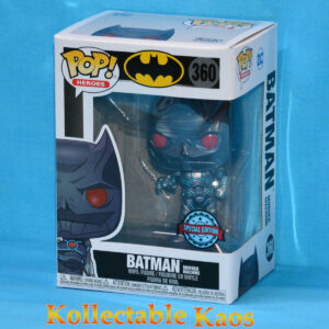 Batman - Murder Machine Batman Metallic Pop! Vinyl Figure