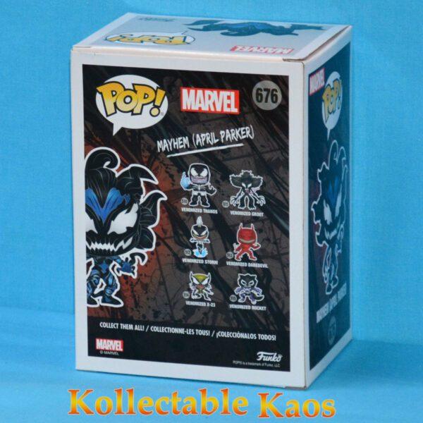 Spider-Man - April Parker Mayhem Pop! Vinyl Figure