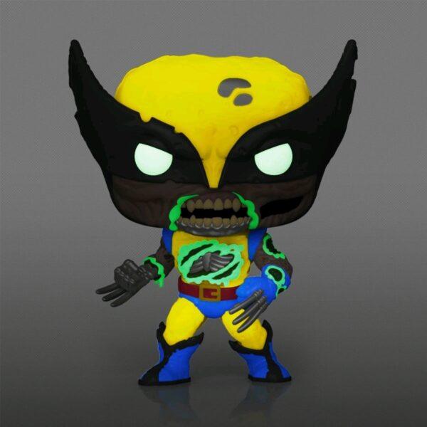 Marvel Zombies - Wolverine Zombie Glow in the Dark Pop! Vinyl Figure