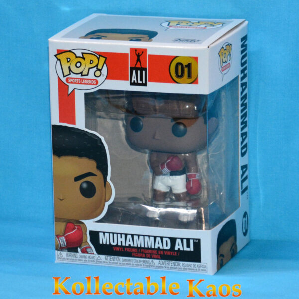 Muhammad Ali - Muhammad Ali Pop! Vinyl Figure