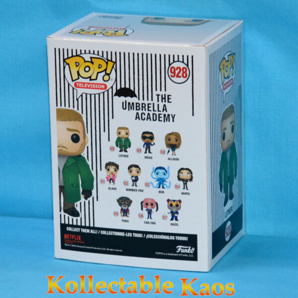 Umbrella Academy - Luther Hargreeves Pop! Vinyl Figure