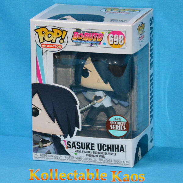 Boruto - Sasuke Uchiha with Missing Arm Pop! Vinyl Figure