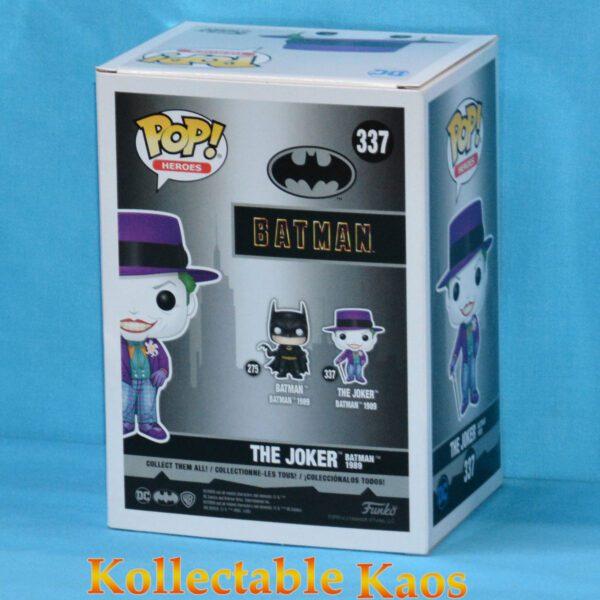 Batman (1989) - The Joker Metallic Pop! Vinyl Figure
