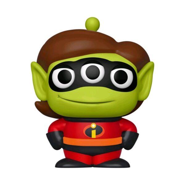 Pixar - Alien Remix Mrs. Incredible Pop! Vinyl Figure