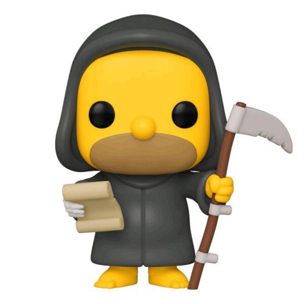 The Simpsons - Grim Reaper Homer Pop! Vinyl Figure