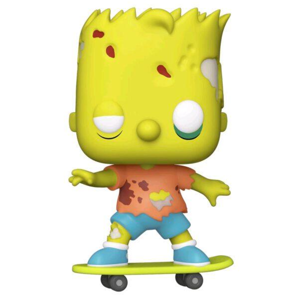 The Simpsons - Zombie Bart Simpson Pop! Vinyl Figure