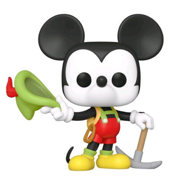 Disneyland: 65th Anniversary - Matterhorn Bobsleds Mickey Mouse Pop! Vinyl Figure