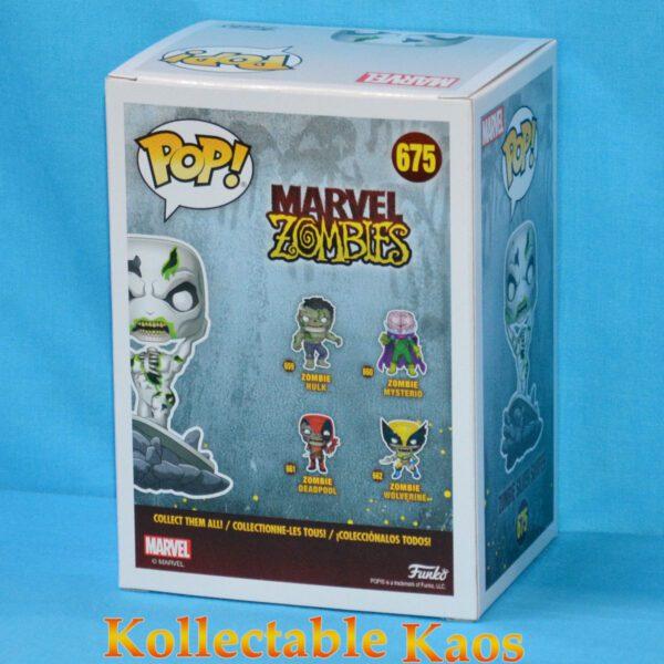 Marvel Zombies - Silver Surfer Zombie Pop! Vinyl Figure