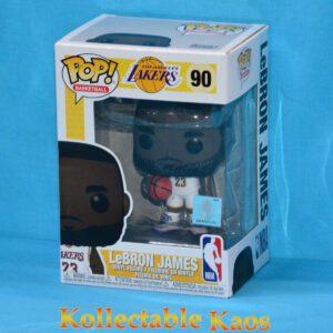 NBA Basketball - LeBron James L.A. Lakers Alternate Pop! Vinyl Figure
