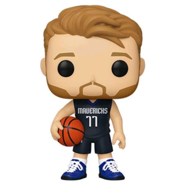 NBA Basketball - Luka Doncic Dallas Mavericks Alternate Pop! Vinyl Figure
