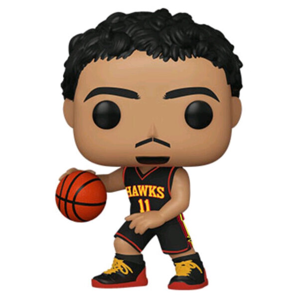 NBA - Trae Young Atlanta Hawks Pop! Vinyl Figure