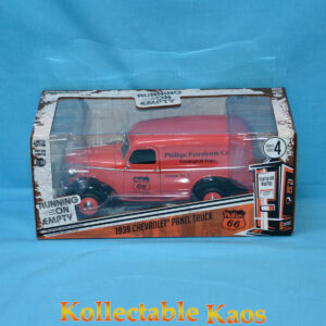 1:24 Greenlight - 1939 Chevrolet Panel Truck - Phillips Petroleum Co. Geo Dept