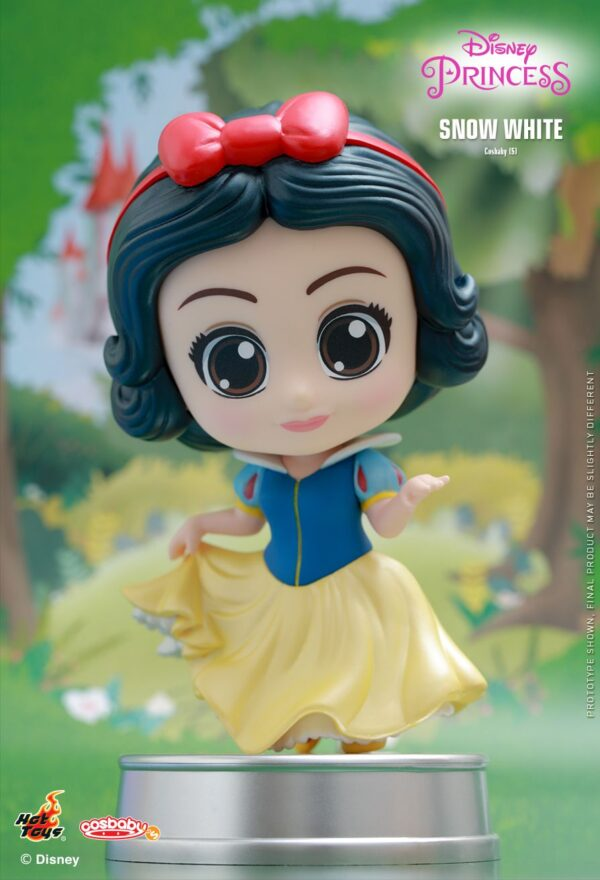 Snow White and the Seven Dwarfs (1937) - Snow White Cosbaby (S) Hot Toys Figure