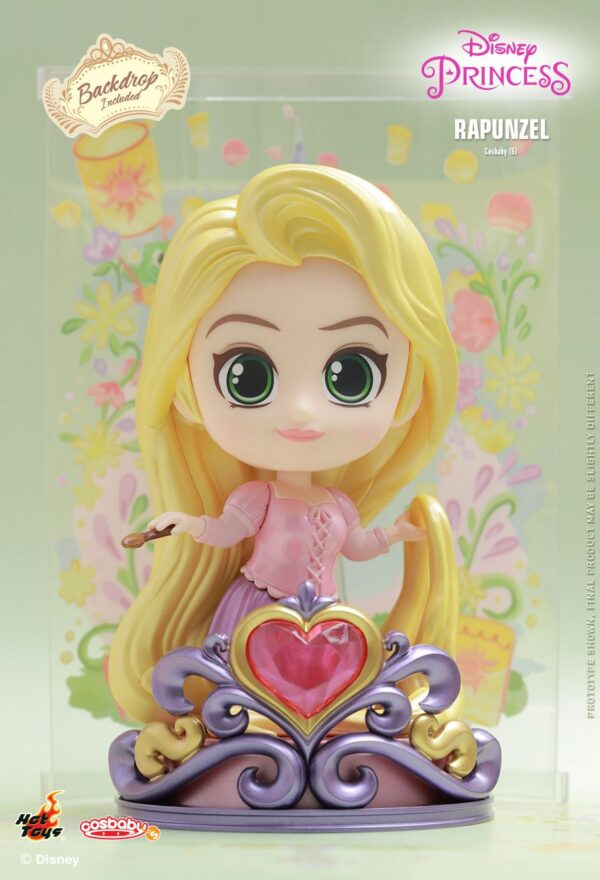 Tangled (2010) - Rapunzel Cosbaby (S) Hot Toys Figure