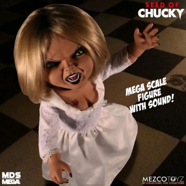 """Seed of Chucky - Tiffany 37cm(15"""") Mega Scale Action Figure"""