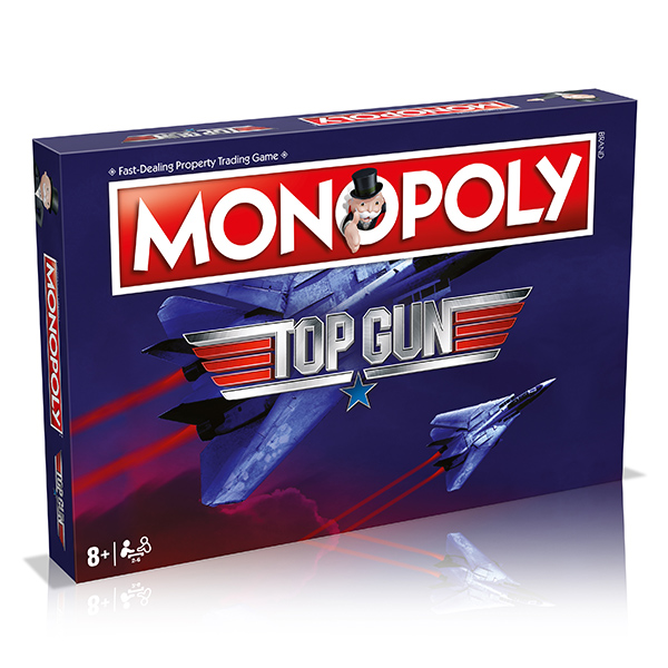 Monopoly - Top Gun Edition