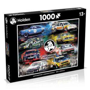 Holden - Legends 1000 piece Jigsaw Puzzle