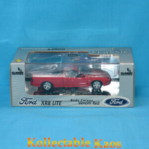 1:43 Classics - Ford XR8 Ute - Venom Red