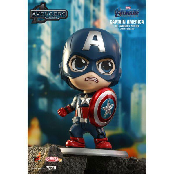 Avengers: Endgame - Captain America The Avengers Version Cosbaby(S)