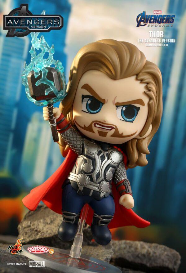 Avengers: Endgame - Thor UV The Avengers Version Cosbaby(S)