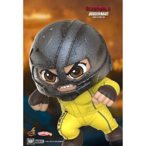 Deadpool - Juggernaut Cosbaby(S) Hot Toys Figure