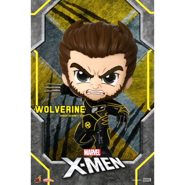 X-Men: The Last Stand - Wolverine Cosbaby (S) Hot Toys Figure