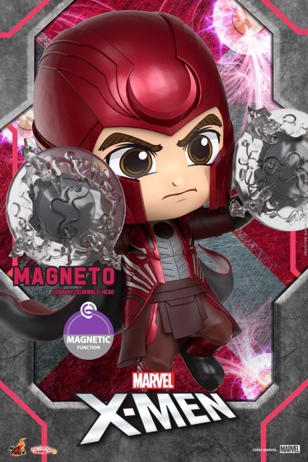 X-Men: Apocalypse - Magneto Cosbaby (S) Hot Toys Figure