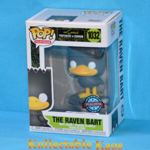 FUN39720 Simpsons Bart raven funko pop 1 300x300 - South Australia's Largest Collectable Store