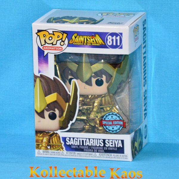 Saint Seiya - Sagittarius Seiya with Gold Armor Pop! Vinyl Figure