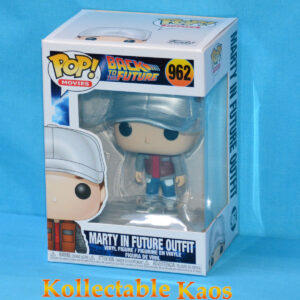 Back To The Future - Marty McFly in Future Outfit Pop! Vinyl Figure