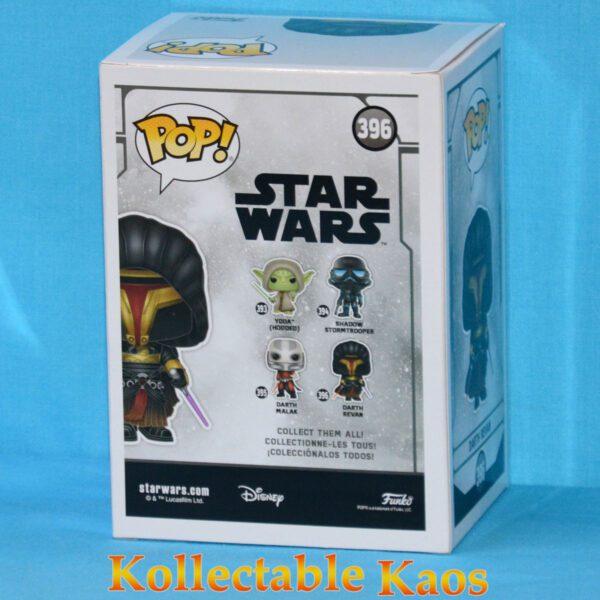 Star Wars: Knights of the Old Republic - Darth Revan Pop! Vinyl Figure